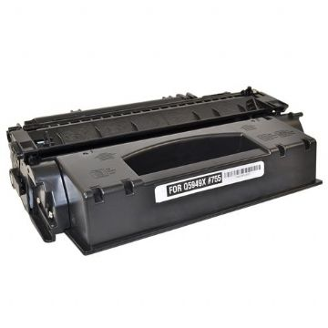 HP Laserjet  49X Black High Capacity Refurbished Toner - Q5949X